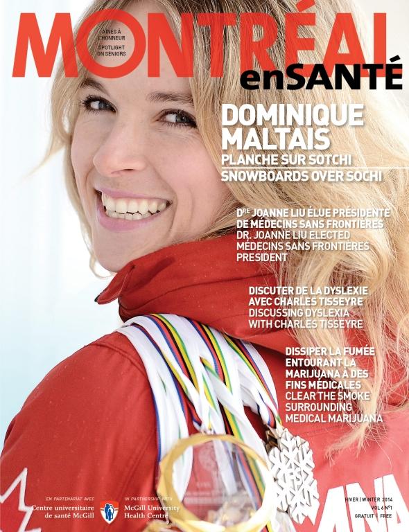 Montréal en Santé magazine Hiver/Winter 2014