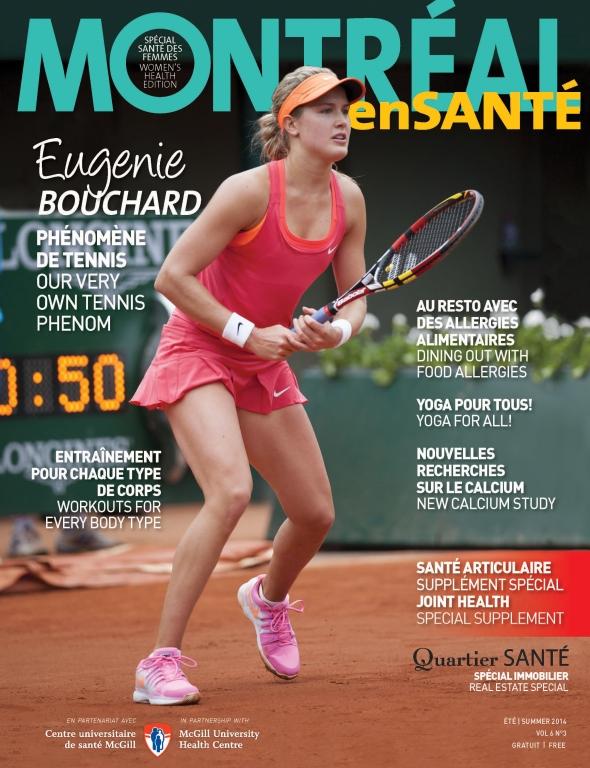 Montréal en Santé magazine — Été 2014