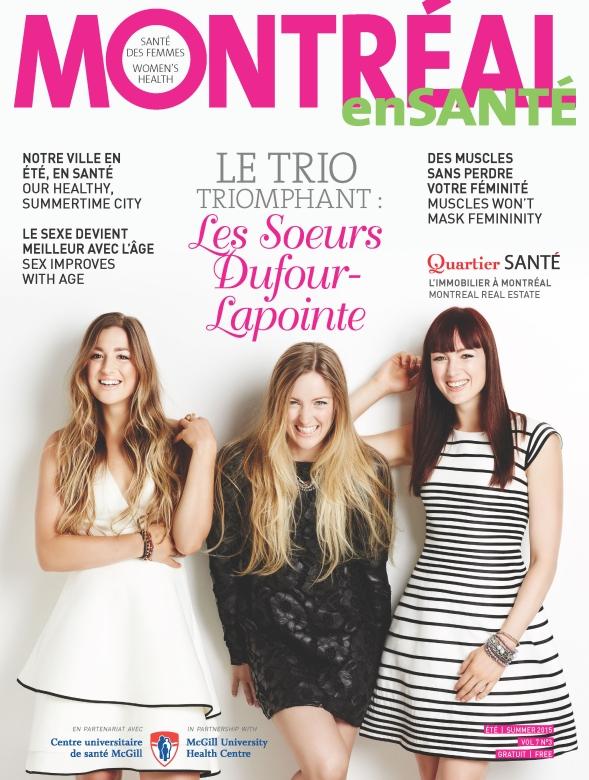 Montréal en Santé magazine - Été 2015