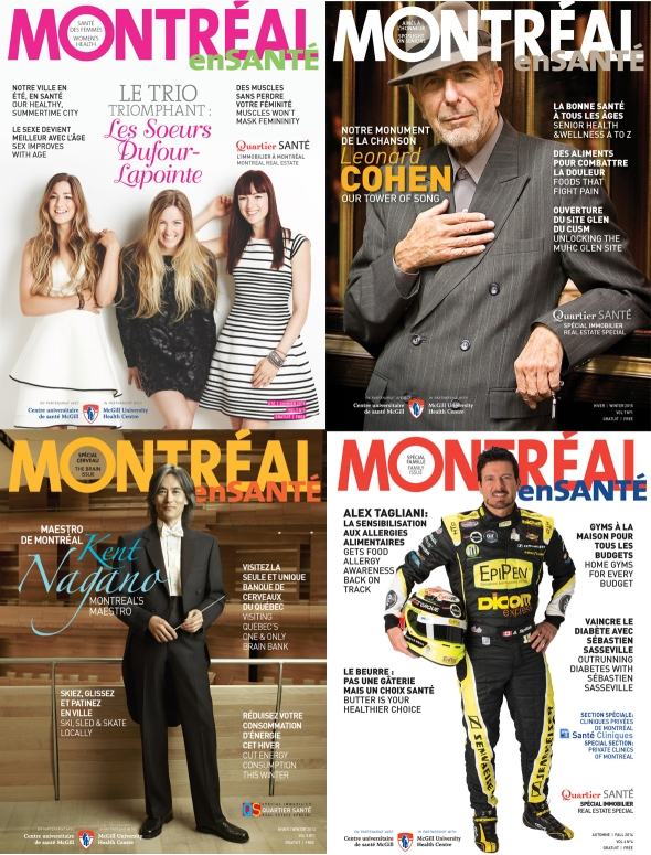 4 covers